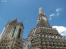 Wat Arun, Bangkok. Cabiria Magni