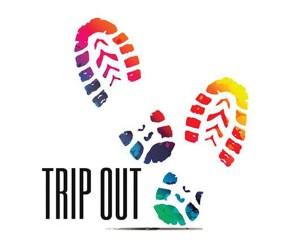 Trip Out - Logo