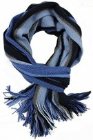 Trip Over Travel Reviews - Rotfuchs raschel scarf blue