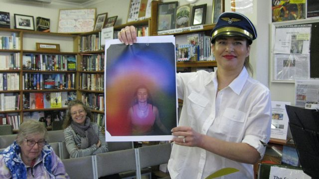 Hobart Psychic Expo - Mentone Library Blog Launch