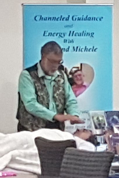 Hobart Psychic Expo Travel Review on Paul Carlson's spiritual healing on Jim