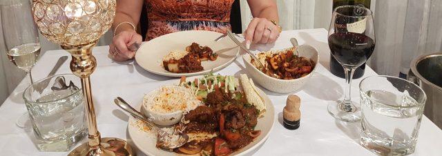 Hobart Things to Do - Eat vibrant, fresh food at Cinnamon Indian Restaurant, MACq 01 Hotel
