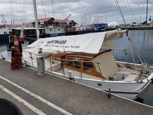 Westward Sydney Hobart Yacht race winner