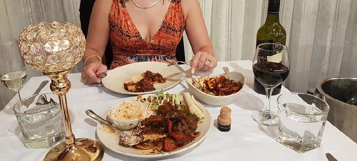 Eat vibrant, fresh food at Cinnamon Indian Restaurant, MACq 01 Hotel
