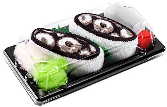 Sushi octopus socks 1 pack
