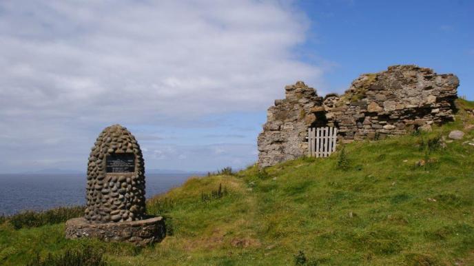 Duntulm Castle / Isle of Skye