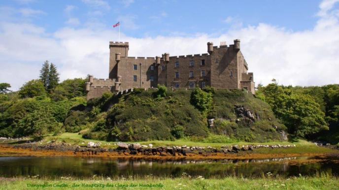 Dunvegan Castle / Isle of Skye