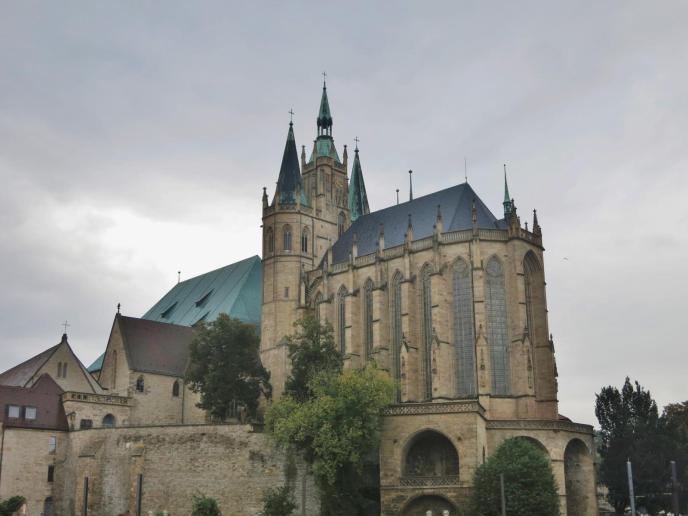 Dom Erfurt - check.