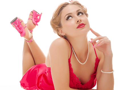 pink girl - Tripp Advice - Effortless Flirting