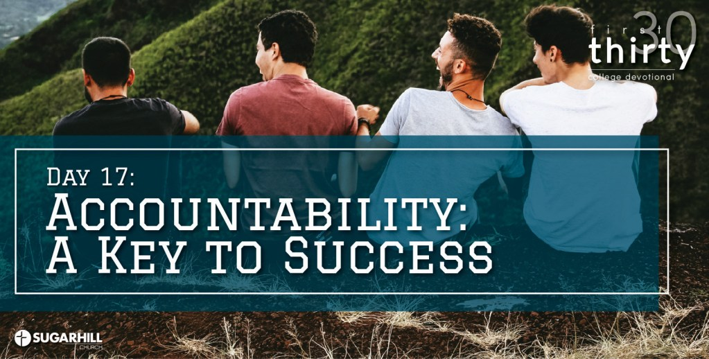 Accountability A Key to Success Tripp Atkinson