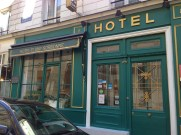 Hotel Cluny is in our favorite neighborhoods to stay in Paris, France.