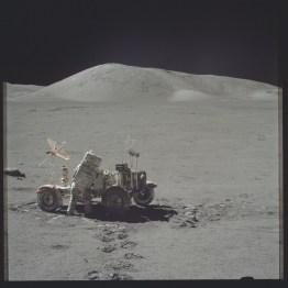 From Apollo 17