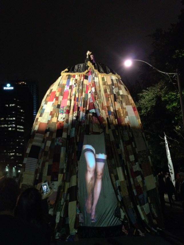 Queen of the Parade by Lisa Anita Wegner, Vanessa Lee Wishart