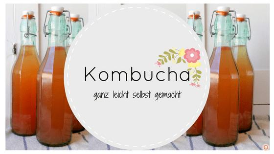 Kombucha – ganz leicht selbst gemacht