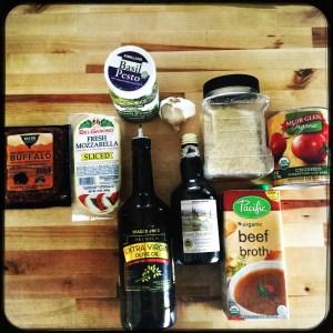 Ingredients Buffalo meatball sliders