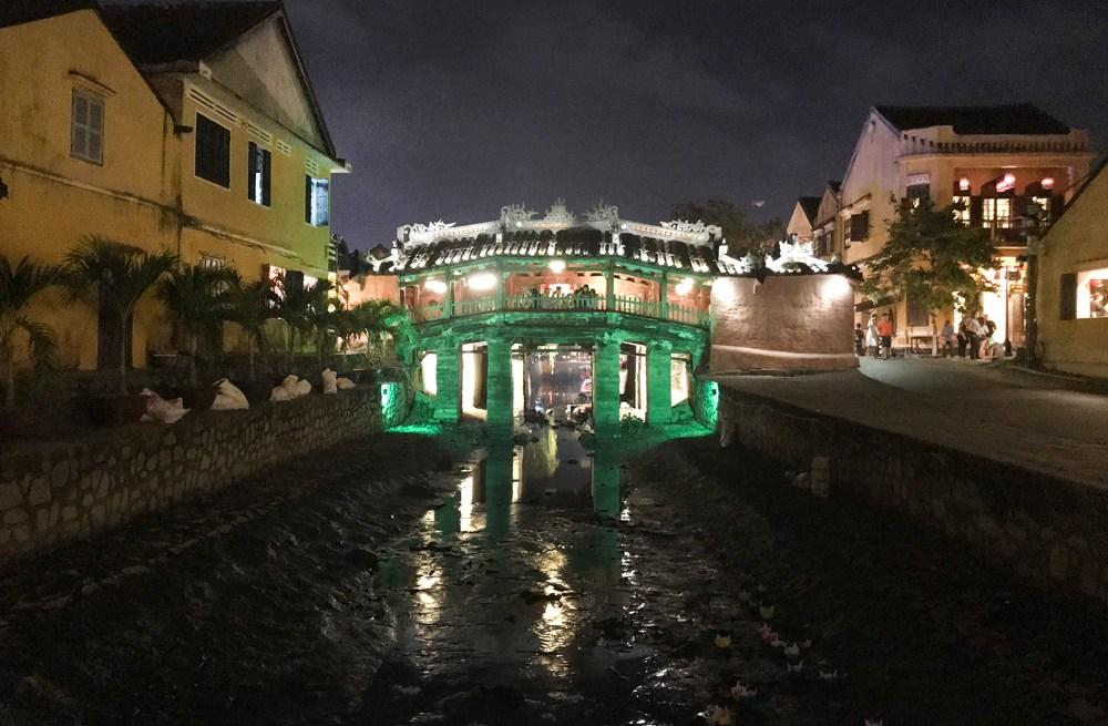 Stunning view of Hoi An