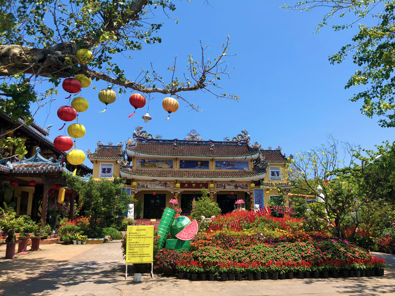 A beautiful area of Hoi An