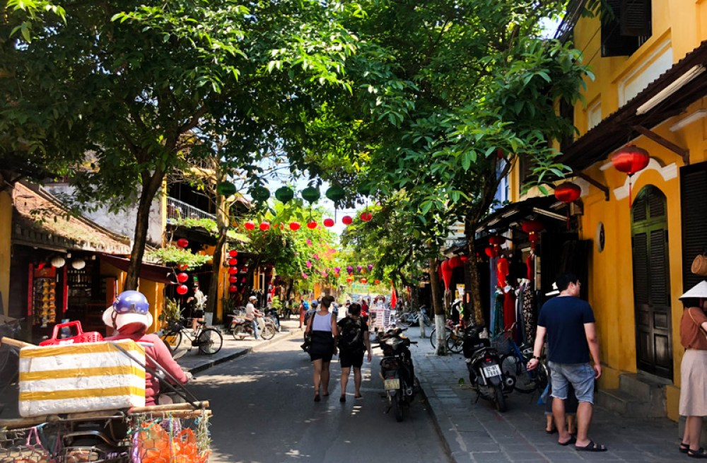 Hoi An marketplace