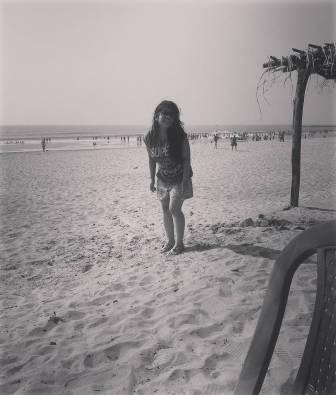 At Kashid Beach