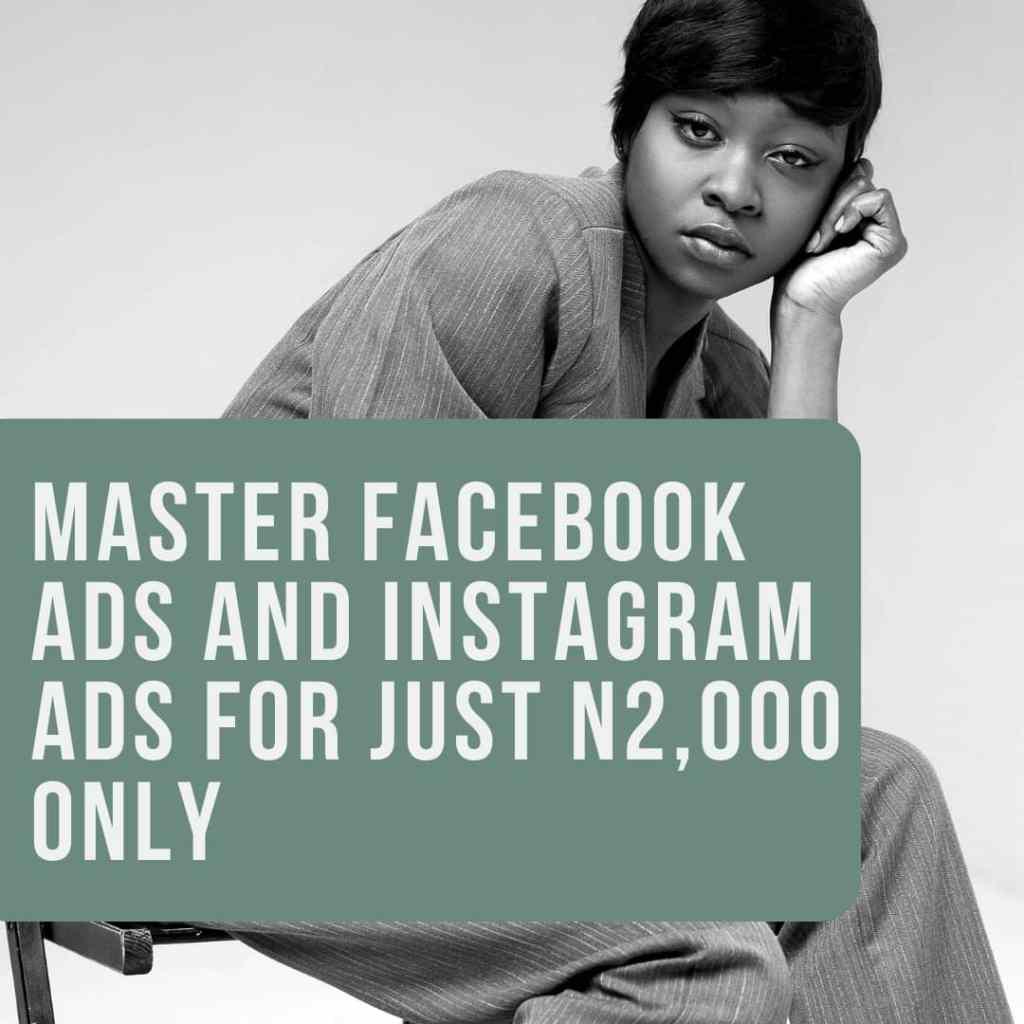 Facebook Ad Master Class