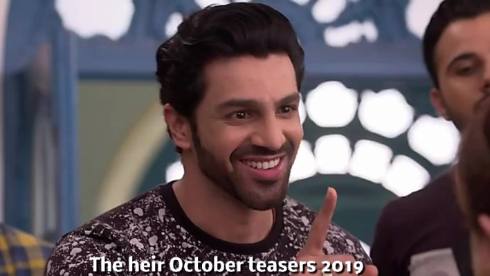 The Heir Teasers For October 2019 On Zee World Series