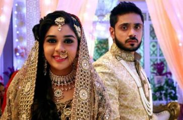 Zara's Nikah Saturday Update 16th January 2021