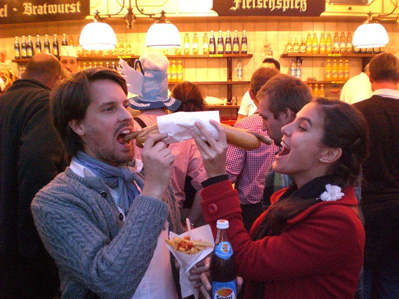 Oktoberfest Munique