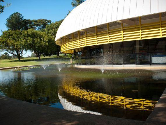 O Campus da UnB. Imagem Reprodução