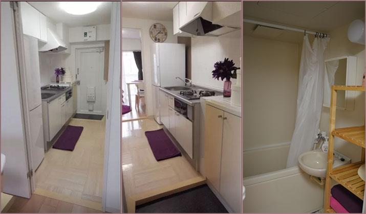 apartamentoairbnb-tokyo-cozinhabanheiro