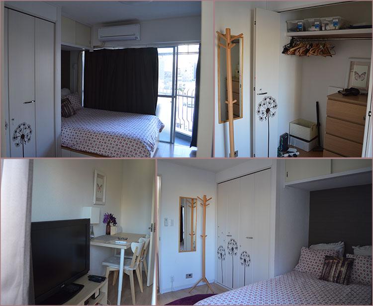 apartamentoairbnb-tokyo-quarto