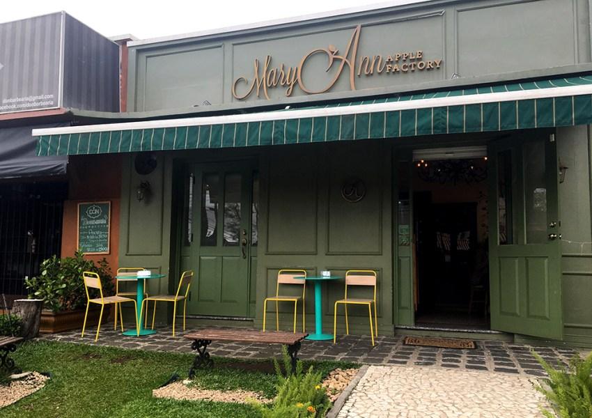 Mary Ann Apple Factory