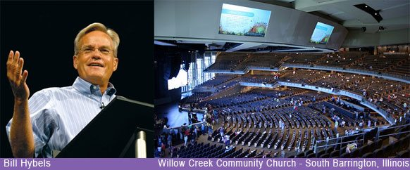 Bill Hybels at Willow Creek