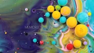 Memories of Paintings