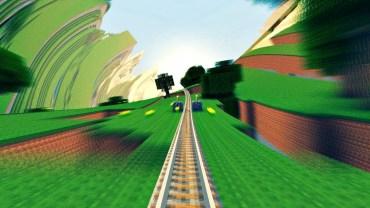 Minecraft Acid Interstate