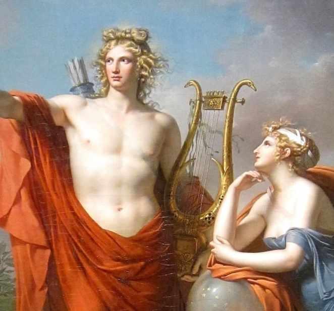 Apollo - God of Light and the Sun