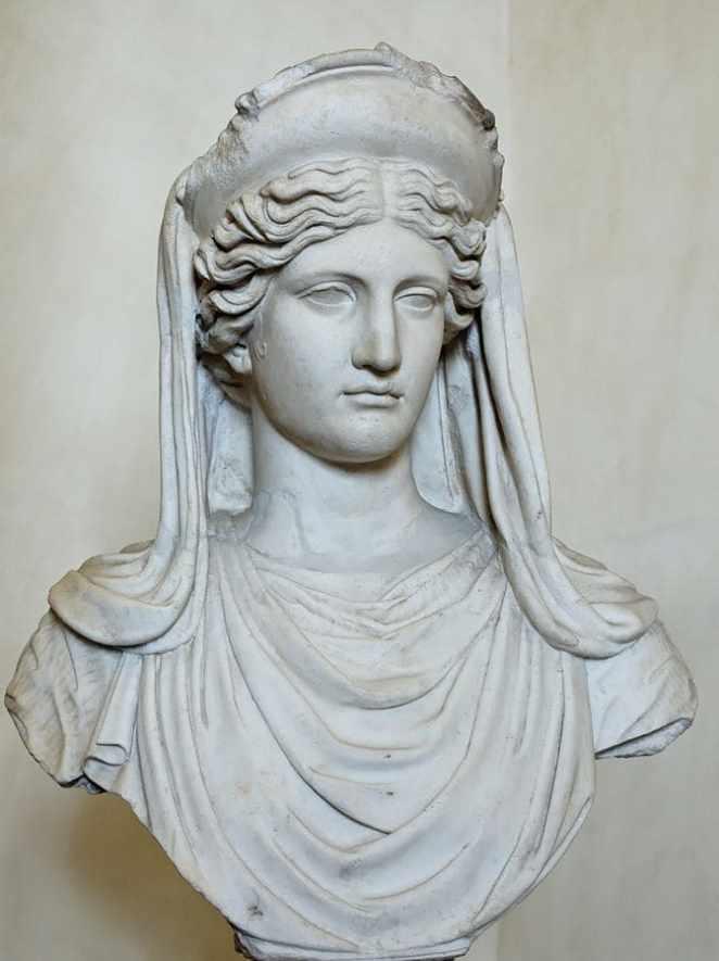 Demeter - Goddess of Crops and Fruit