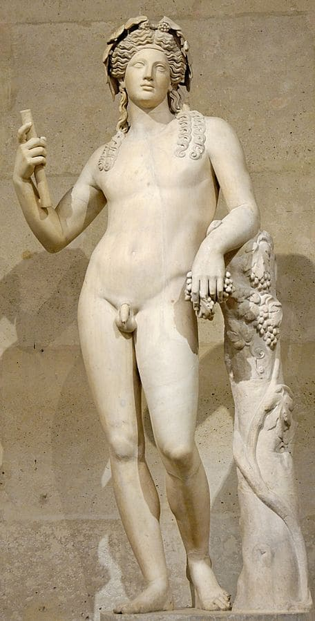 Dionysus - Goddess of Wine, Theatre and Ecstasy