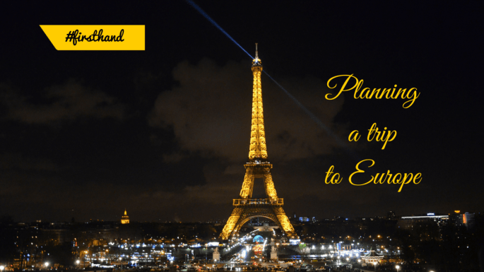 Planning a trip to Europe on budget: 16 day itinerary for Europe on budget