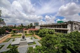 cambodia - Tuol Sleng Museum