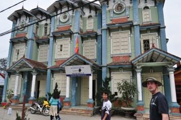 Sapa O'Chau School