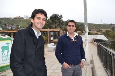 Rafael & Marcelo, founders