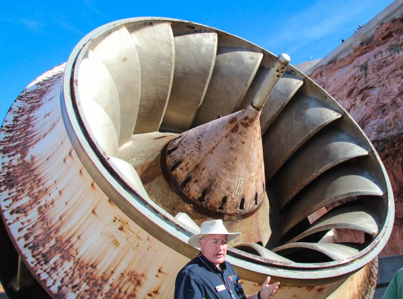 Glen Canyon Dam Tour
