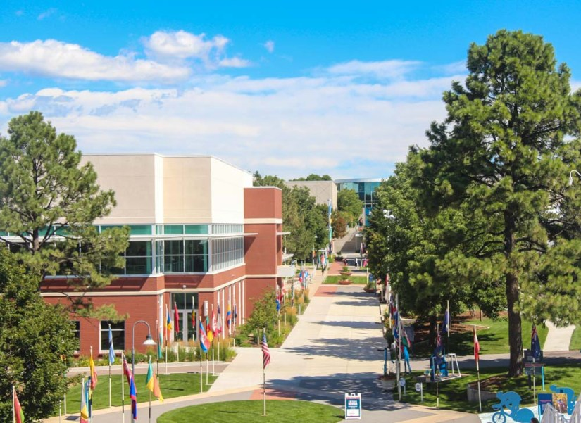 Olympic Training Center Campus