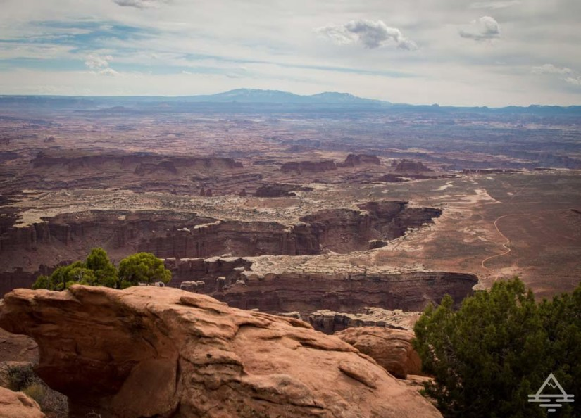 Islands in the Sky in Canyonlands National Park