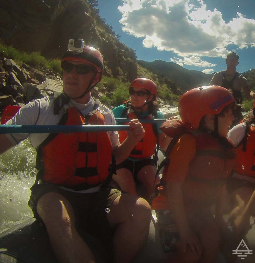 River Rafting on the Arkansas River