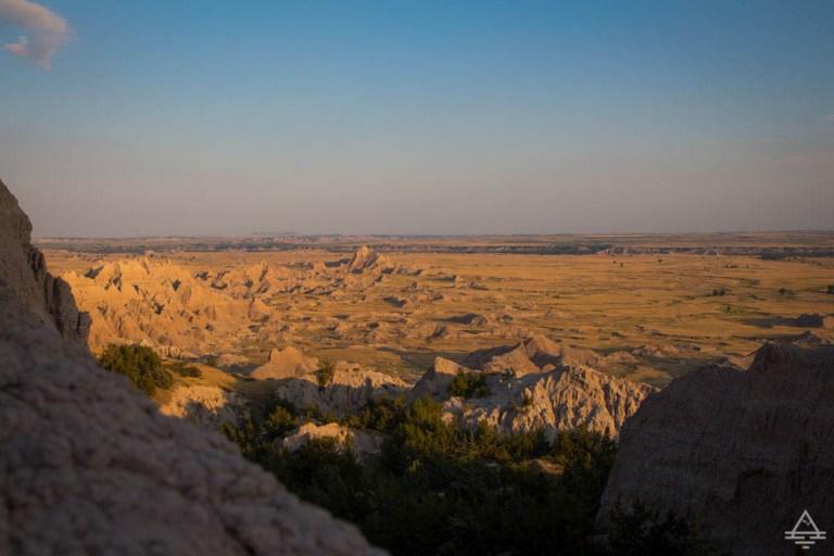 Badlands National Park Notch View