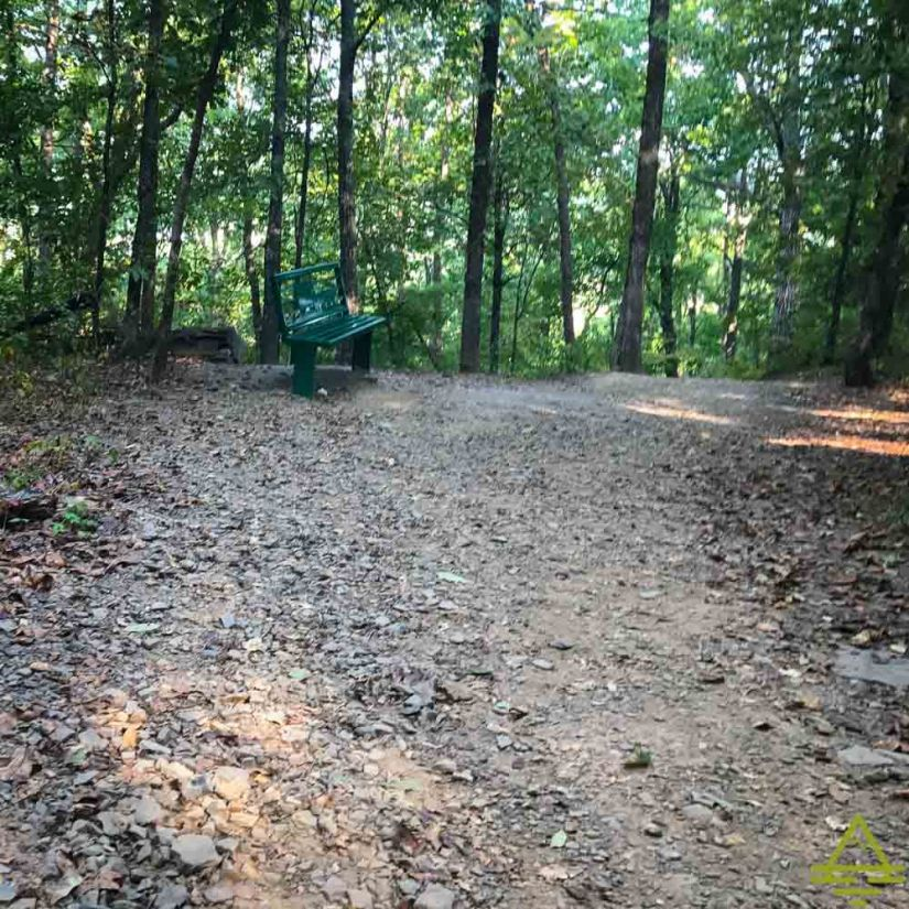Sugarloaf Summit Trail Greers Ferry Lake-4 trips