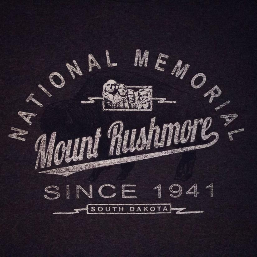 Mount Rushmore Trip Tee