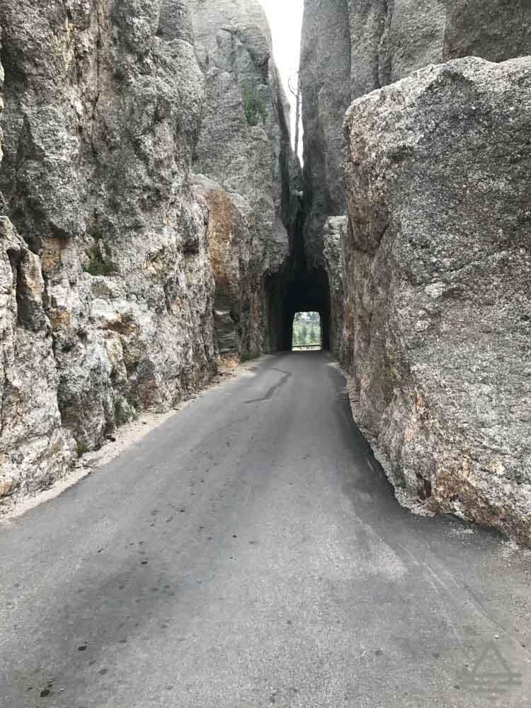 Needles Eye Tunnel