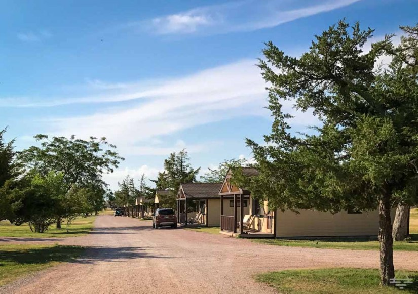 Badlands Cedar Pass Lodge